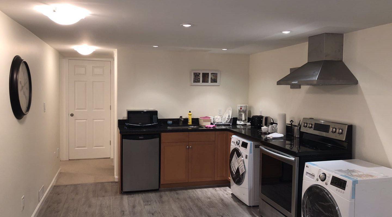 West Vancouver charming ambleside character basement suite for rent!