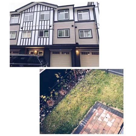 Sincere R.E. Richmond brand new 3br+2ba townhouse for rent ...